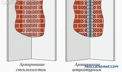 Beliebt Wie man die Ecken der Wände vergipst - die Ecken verputzen SH38