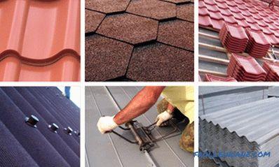Arten Von Dach Und Dachmaterialien Ihre Vor Und Nachteile Foto