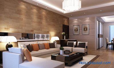 Fabulous Laminat an der Wand im Innenraum TT41