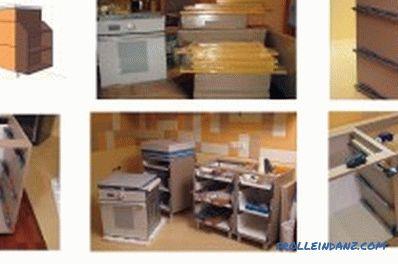 Eigene Küche selbst gestalten (Fotos und Videos)