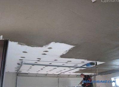 Beliebt So isolieren Sie die Decke in der Garage WD74