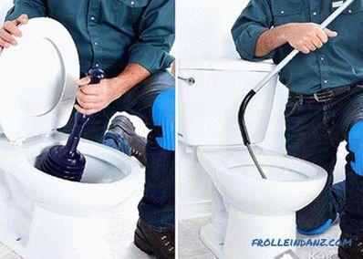 Was Tun Wenn Die Toilette Verstopft Ist